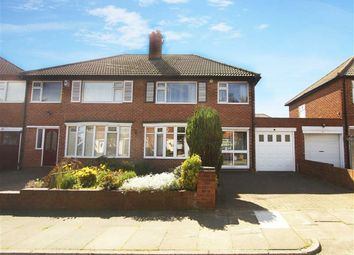 3 bed semi-detached house to rent in Monkhouse Avenue, North Shields, Tyne And Wear NE30