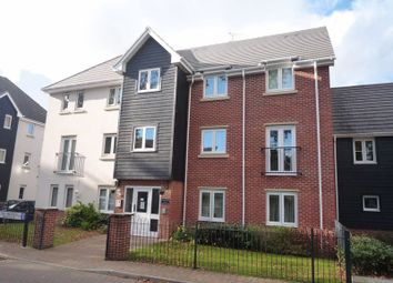 Thumbnail 2 bedroom flat to rent in The Orchard, Dibden, Southampton