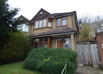 Thumbnail 3 bedroom semi-detached house for sale in Wardown Crescent, Luton