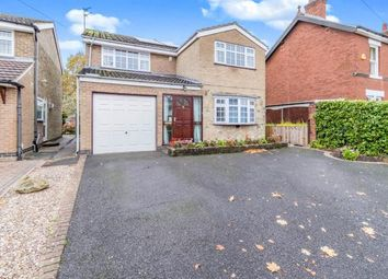 Thumbnail 4 bed detached house for sale in Moorway Lane, Littleover, Derby, Derbyshire