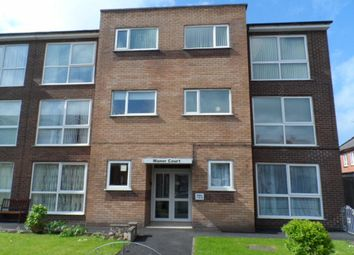 Thumbnail 2 bedroom flat for sale in Manor Court, Blackpool