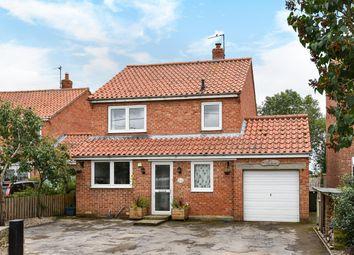 Thumbnail 3 bed detached house for sale in Thornborough, Bedale