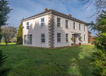 Thumbnail 5 bed detached house for sale in Buckenham Road, Attleborough