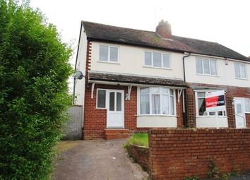 Thumbnail 3 bed property to rent in Albert Street, Cannock
