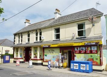 Thumbnail Retail premises for sale in Par, Cornwall