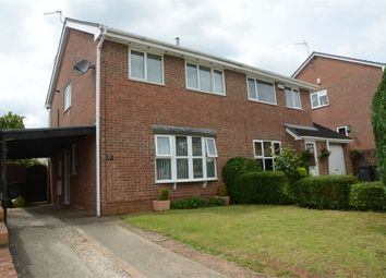 Thumbnail 5 bed semi-detached house for sale in Exley Close, North Common, Bristol, South Gloucestershire