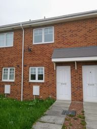 Thumbnail 2 bed terraced house to rent in Briar Close, Choppington