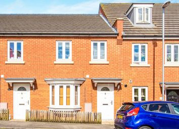 Thumbnail 3 bed terraced house for sale in Park Road, Raunds, Wellingborough
