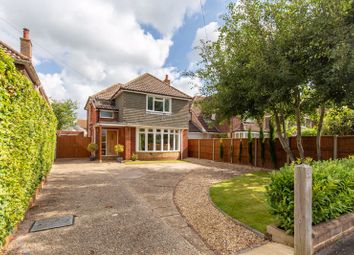 Thumbnail 4 bed detached house for sale in Wickor Way, Emsworth