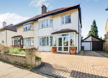 Thumbnail 5 bed semi-detached house for sale in Elgar Avenue, Berrylands, Surbiton