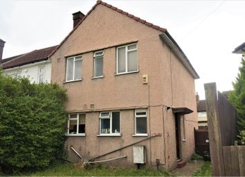 Thumbnail 3 bed end terrace house for sale in Violet Lane, Croydon