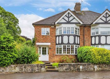 3 bed semi-detached house for sale in Dartford Road, Sevenoaks, Kent TN13