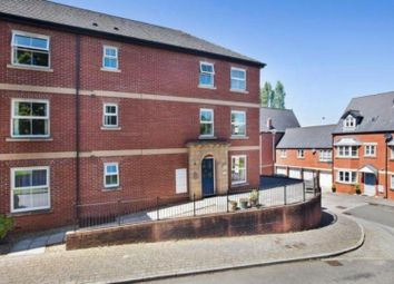 Thumbnail 3 bed flat for sale in Popham Close, Tiverton