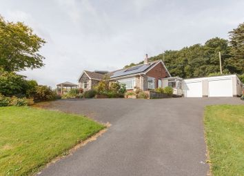 Thumbnail 4 bed detached bungalow for sale in Longdown, Exeter