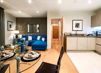 Thumbnail 2 bed flat for sale in Lavender House, Emerald Gardens, Kew