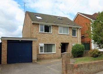 Thumbnail 4 bed detached house for sale in York Road, Aldershot