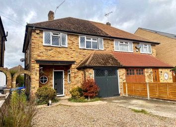 Thumbnail 3 bed semi-detached house for sale in Newtown Road, Denham, Uxbridge