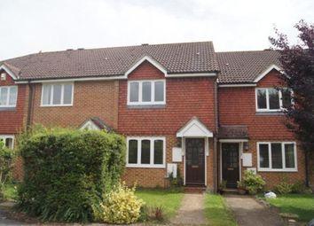 Thumbnail 2 bed mews house to rent in Cranesfield, Sherborne St. John, Basingstoke