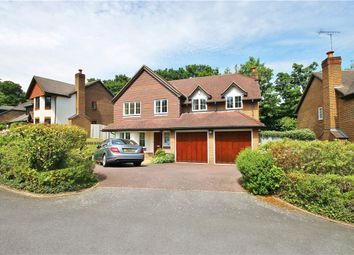 Thumbnail 5 bed detached house to rent in Rushmere Place, Englefield Green, Egham, Surrey