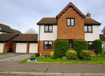 Thumbnail 4 bed detached house for sale in Pollards Green, Chelmsford, Essex