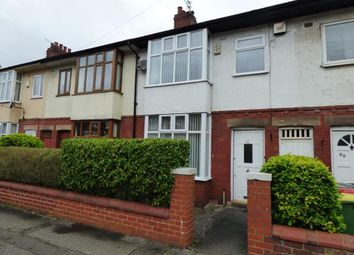 Thumbnail 2 bed terraced house for sale in Wellington Road, Ashton-On-Ribble, Preston, Lancashire