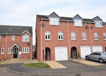 Thumbnail 3 bed town house for sale in Ruddle Way, Langham, Oakham