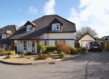 Thumbnail 4 bedroom detached house for sale in Carbis Bay, Nr St Ives, Cornwall