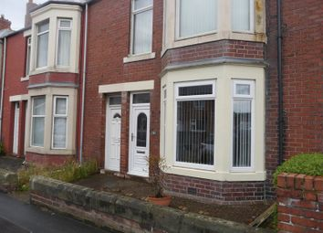 Thumbnail 2 bed flat to rent in Millbank Terrace, Bedlington