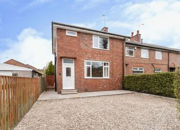 Thumbnail 3 bedroom end terrace house for sale in Central Avenue, Mansfield