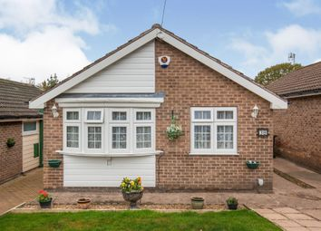 Thumbnail 2 bed detached bungalow for sale in Baldwin Street, Newthorpe, Nottingham
