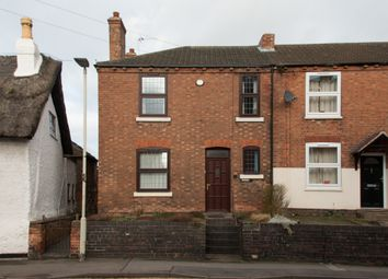 Thumbnail 4 bedroom end terrace house to rent in High Street, Kegworth, Derby