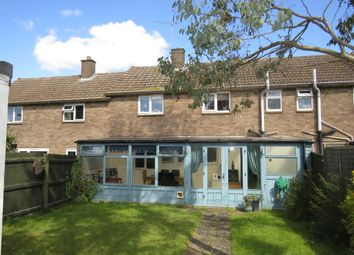 Thumbnail 3 bed terraced house for sale in The Crescent, Easton On The Hill, Stamford