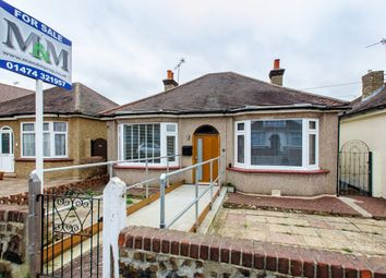 Thumbnail 2 bedroom detached bungalow for sale in Milroy Avenue, Northfleet, Gravesend