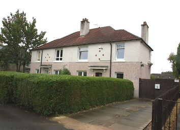 Thumbnail 2 bed flat for sale in Mosspark Drive, Mosspark