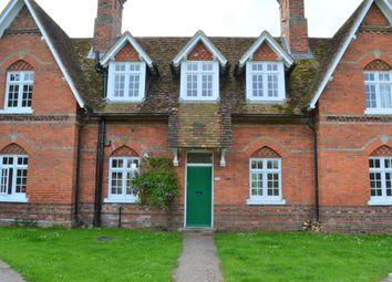 Thumbnail 2 bed terraced house to rent in Marsh Benham, Newbury