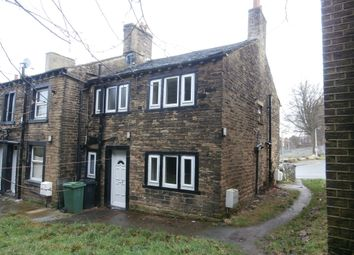 Thumbnail 1 bed terraced house to rent in Blackmoorfoot Road, Huddersfield