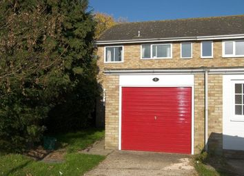 Thumbnail 3 bed semi-detached house to rent in Cracknell Close, Wivenhoe, Colchester, Essex