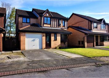 Thumbnail 4 bed detached house for sale in Leighton Drive, Leigh