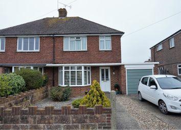 3 bed semi-detached house for sale in Graydon Avenue, Chichester PO19