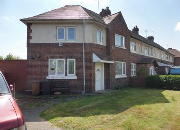 Thumbnail 3 bed semi-detached house for sale in Caxton Street, Sunnyhill, Derby
