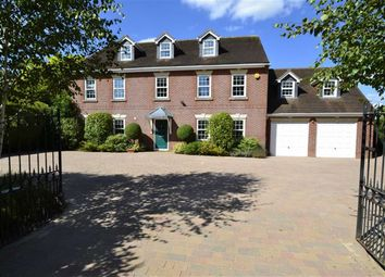 Thumbnail 5 bed detached house for sale in Ashford Hill Road, Ashford Hill, Berkshire