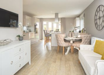 Thumbnail 4 bedroom detached house for sale in Hartree Green, Highfields Caldecote, Cambridge, Cambridgeshire