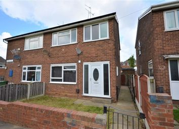 Thumbnail 3 bed semi-detached house to rent in Poplar Green, Pontefract