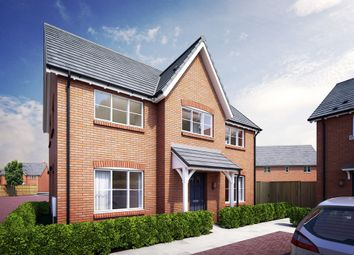 "Thumbnail 4 bed property for sale in ""The Welwyn"" at Wheatstone Court, Davy Way, Waterwells Business Park, Quedgeley, Gloucester"
