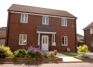 Thumbnail 4 bed detached house for sale in John Hall Close, Bristol