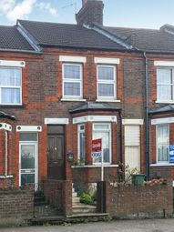 Thumbnail 2 bedroom terraced house for sale in Dallow Road, Luton