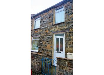 Thumbnail 3 bed terraced house for sale in Well Street, Llanberis, Caernarfon