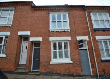 Thumbnail 3 bed terraced house to rent in Adderley Road, Clarendon Park, Leicester