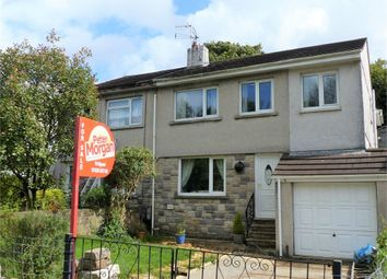 Thumbnail 4 bedroom semi-detached house for sale in Llangeinor Road, Brynmenyn, Bridgend, Mid Glamorgan