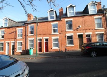 Thumbnail 2 bedroom terraced house to rent in Constance Street, New Basford, Nottingham